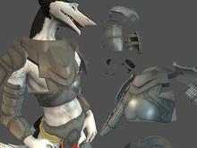 Sergal armor