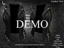 DE Designs - Candice Vest - DEMO