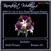 {BWCS} Bridal Bouquet