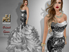 .:JUMO:. Orient Gown Black