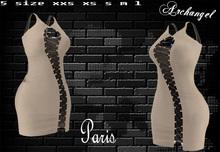 Archangel designer dress Paris DEMO