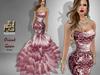 .:JUMO:. Orient Gown Pink