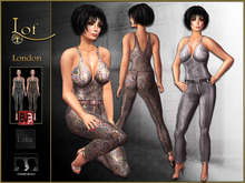 ! - Lof - Outfit - BRUXELLES - Item - Black