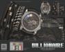 UNISEX [MANDALA]BILLIONAIRE-WATCH_SMEXY(Black)