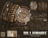 UNISEX [MANDALA]BILLIONAIRE-WATCH_GENIUS(Brown)