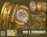 Billionaire kihon gold