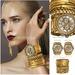 mandala  %28female%29billionaire watch and bracelet ad