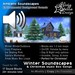 Winter Soundscapes & Christmas Music Box Songs - 24 Total Mins of Ambient Sound and Songs in 17 Sound Blocks