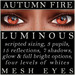 Mayfly   luminous   mesh eyes %28autumn fire%29