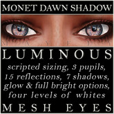 Mayfly - Luminous - Mesh Eyes (Monet Dawn Shadow)