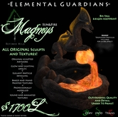 -Elemental Guardian: Magmys- by Khyle Sion at ~Refined Wild~