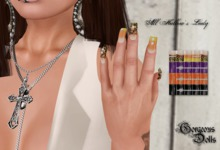 ~GD~All Hallow's Lady - Slink Casual Hands