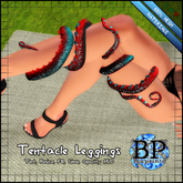 BP - Tentacle Leggings