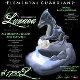 -Elemental Guardian: Lunaea- by Khyle Sion at ~Refined Wild~