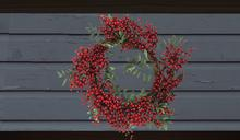 Hollyberry Wreath