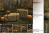 Sway's [Autumn] Hay bales with Pumpkins