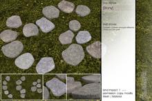 Sway's [stony] step stones