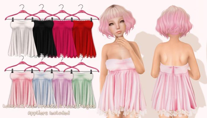 .tsg. Summer Dress *DEMO*