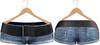 Blueberry Chlo - Mesh - Leather Belted Denim Shorts (Belleza Venus Compatible) Blue