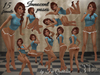 15 Innocent girl poses