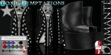 :Diamante: Toxic Temptations - SLink High Feet - Rigged