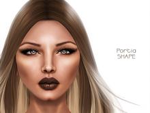 TweetySHAPE - AMAZING BodyMesh - Portia SHAPE