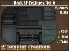 Dark SF Textures - Set 6