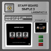 EMU Staff Board 3