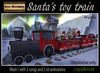 .:Bee Designs:.Santa's toy train -box