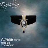 EC - Courtney - Choker - Black