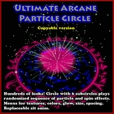 Ultimate Arcane Circle V2 COPYABLE (Arcane Circles, Ritual Circle, Rune Circle, Magic Circle)