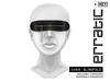 erratic / chris - blindfold / black