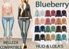 Blueberry radi tied short cardigans