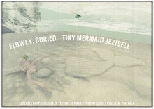 flowey. buried - tiny mermaid jezibell