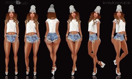 .[ pose+ivity ]. Kayla Pack