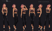 .[ pose+ivity ]. Kiki Pack
