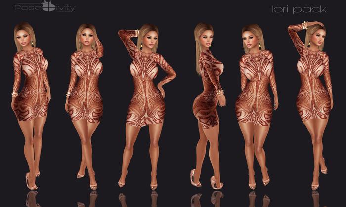 .[ pose+ivity ]. Lori Pack