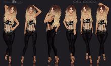 .[ pose+ivity ]. Lola Pack