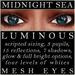 Mayfly - Luminous - Mesh Eyes (Midnight Sea)