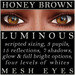 Mayfly   luminous   mesh eyes %28honey brown%29