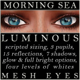 Mayfly - Luminous - Mesh Eyes (Morning Sea)