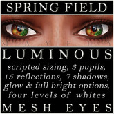 Mayfly - Luminous - Mesh Eyes (Spring Field)
