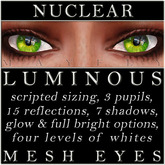 Mayfly - Luminous - Mesh Eyes (Nuclear)