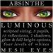 Mayfly   luminous   mesh eyes %28absinthe%29