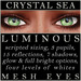Mayfly   luminous   mesh eyes %28crystal sea%29
