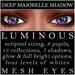 Mayfly   luminous   mesh eyes %28deep majorelle shadow%29