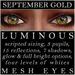 Mayfly   luminous   mesh eyes %28september gold%29
