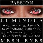Mayfly - Luminous - Mesh Eyes (Passion)
