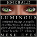 Mayfly - Luminous - Mesh Eyes (Emerald)