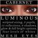 Mayfly   luminous   mesh eyes %28cabernet%29